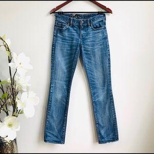 Madewell Straight leg jeans